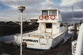 Nautic 1560 Commercial Pursuit