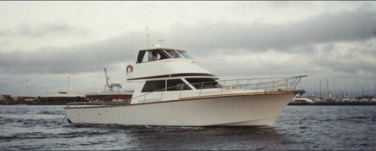 MV Pursuit